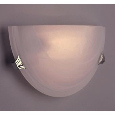 PLC Lighting 5112/CFL Valencia - One Light Wall Sconce