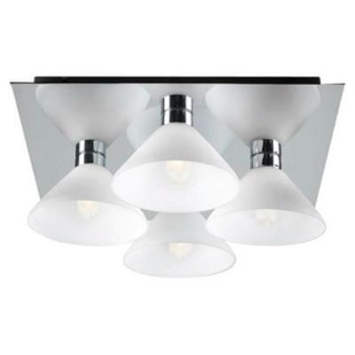 PLC Lighting 546 Matrix - Four Light Ceiling Fixture