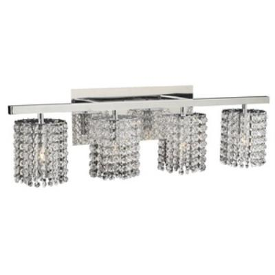 PLC Lighting 72196 Rigga - Four Light Bath Vanity