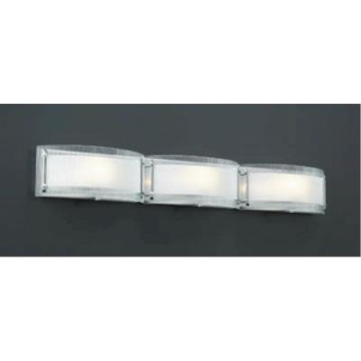 PLC Lighting 7836/CFL Millennium - Three Light Bath Vanity