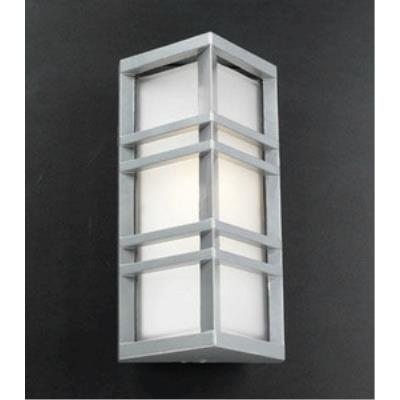 PLC Lighting 8020/CFL Trevino - One Light Ourdoor Wall Sconce