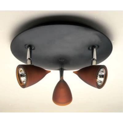 PLC Lighting 8113 Three Light Spot
