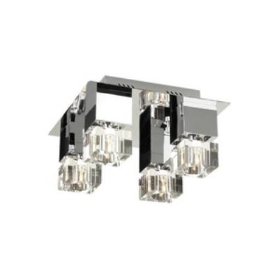 PLC Lighting 81234 Charme - Four Light Flush Mount