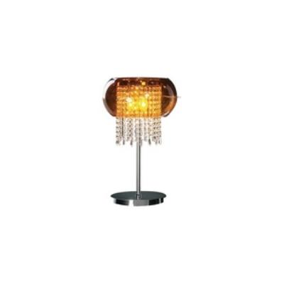 PLC Lighting 87730 Poem - Three Light Table Lamp
