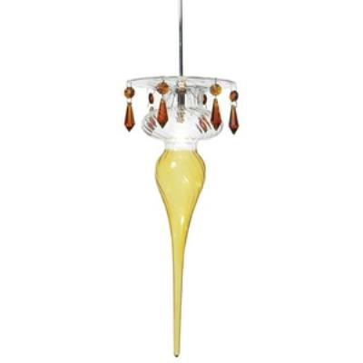 PLC Lighting 93962 Seneccca - One Light Mini-Pendant