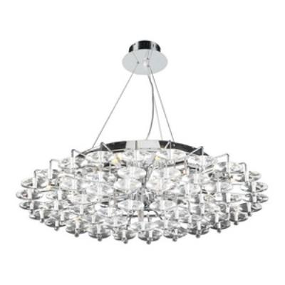PLC Lighting 96987 Diamente - Eighteen Light Pendant