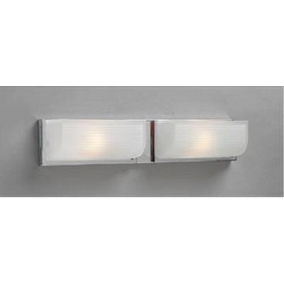 PLC Lighting 972/CFL Sonic - Two Light Bath Vanity