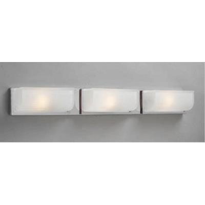 PLC Lighting 973/CFL Sonic - Three Light Bath Vanity