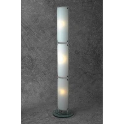 PLC Lighting 98857 Apex-III - Three Light Floor Lamp