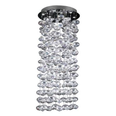 PLC Lighting 96993 Bubbles - Ten Light Pendant