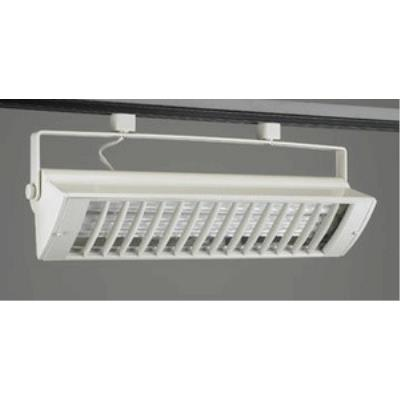 PLC Lighting TR556 Biax - Two Light Track Head