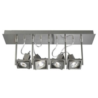 PLC Lighting 1274 Square Halogen 4-lite