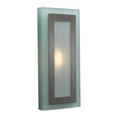 PLC Lighting 1474 Slim Halogen Wall Sconce