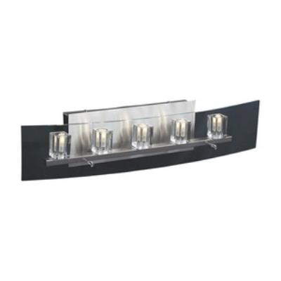 PLC Lighting 1534 ICE CUBE HALOGEN VANITY