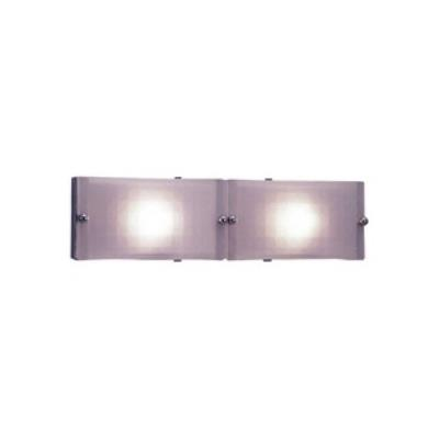 PLC Lighting 1802 2-LITE GEM BATH LITE