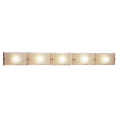 PLC Lighting 1805 5-LITE GEM BATH LITE