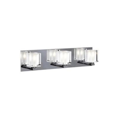 PLC Lighting 3483 Glacier 3-lite Vanity