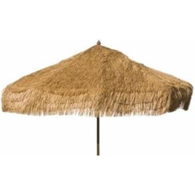 Parasol Enterprises UPAL9 9' Palapa Patio Umbrella