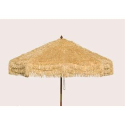 Parasol Enterprises UPALC9 9' Palapa Patio Umbrella