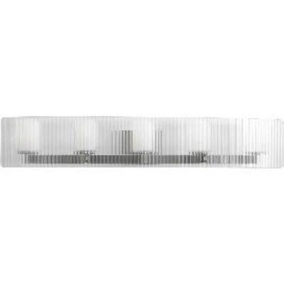 Progress Lighting P2032-09WB Coupe - Five Light Bath Bar