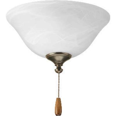 Progress Lighting P2621-20EBWB Air Pro - Two Light Ceiling Fan Kit