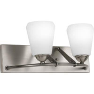 Progress Lighting P2734-81 Moments - Two Light Bath Bar