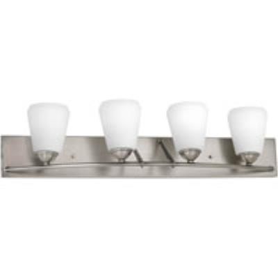 Progress Lighting P2829-81 Moments - Four Light Bath Bar