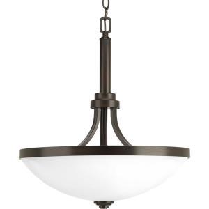 Topsail - Three Light Inverted Pendant