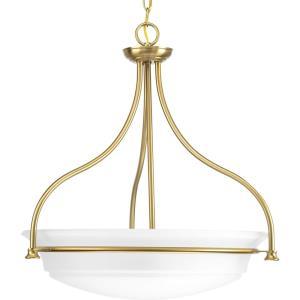 Tinsley - Three Light Inverted Pendant