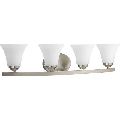 Progress Lighting P2011-09 Adorn - Four Light Bath Bar