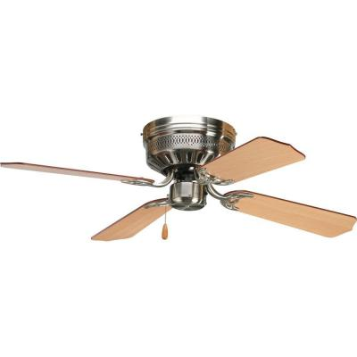 "Progress Lighting P2524-09 Air Pro Hugger - 42"" Ceiling Fan"