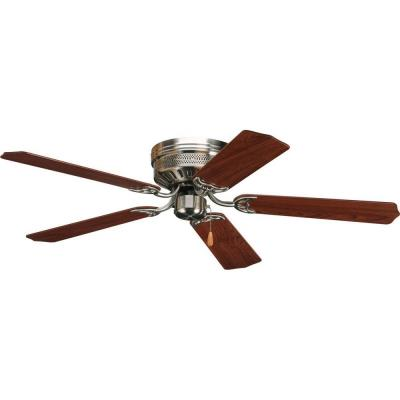 "Progress Lighting P2525-09 Air Pro Hugger - 52"" Ceiling Fan"