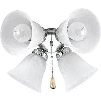 Progress Lighting P2610-09 Airpro - Four Light Ceiling Fan Kit