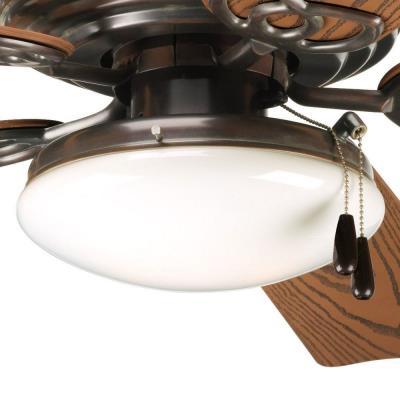 Progress Lighting P2611-20 AirPro - Two Light Ceiling Fan Kit