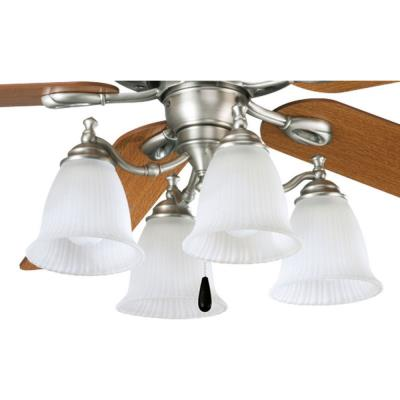 Progress Lighting P2625-81 Renovations - Four Light Ceiling Fan Kit