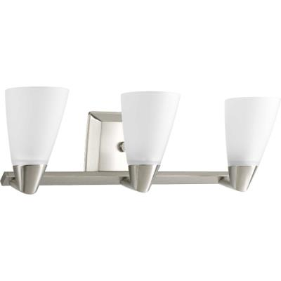 Progress Lighting P2807-09 Rizu - Three Light Bath Vanity