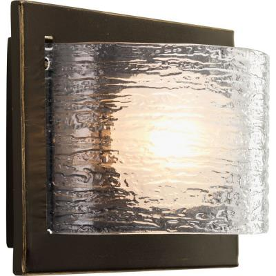 Progress Lighting P2842-20WB Reign - One Light Wall Sconce