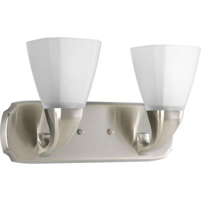 Progress Lighting P2847-09 Addison - Two Light Bath Vanity