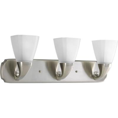 Progress Lighting P2848-09 Addison - Three Light Bath Vanity