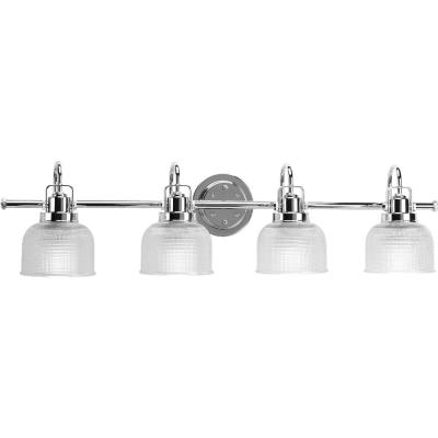 Progress Lighting P2997-15 Archie - Four Light Bath Bar