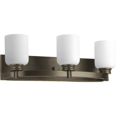 Progress Lighting P3058-20 Orbitz - Three Light Bath Bar