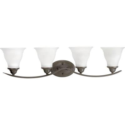 Progress Lighting P3193-20EBWB Trinity - Four Light Bath Vanity