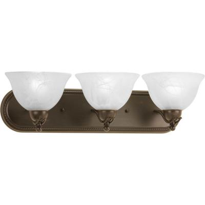 Progress Lighting P3268-20 Avalon - Three Light Bath Bar