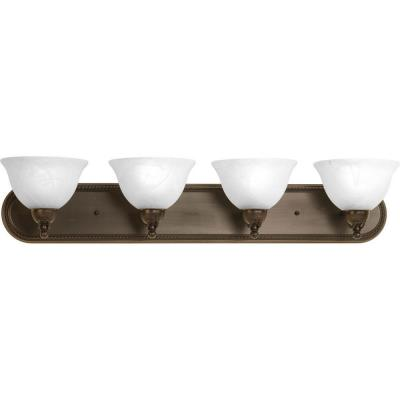 Progress Lighting P3269-20 Avalon - Four Light Bath Bar