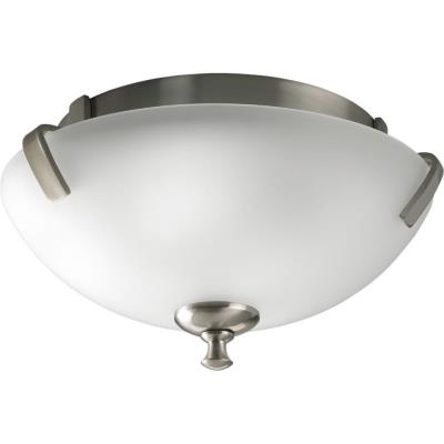 Progress Lighting P3290-09EBWB Wisten - Two Light Flush Mount