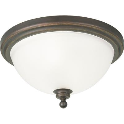 Progress Lighting P3312-20 Madison - Two Light Flush Mount