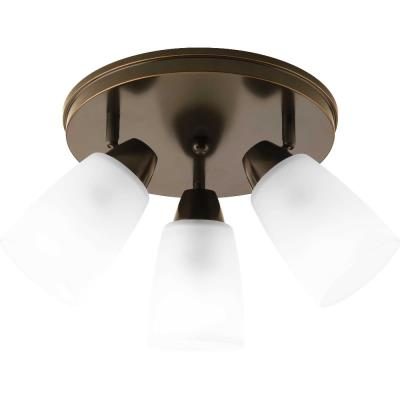 Progress Lighting P3361-20 Wisten - Three Light Wall/Ceiling Mount