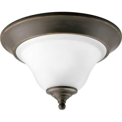 Progress Lighting P3475-20 Trinity - One Light Flush Mount