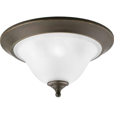 Progress Lighting P3477-20 Three Light Flush Mount