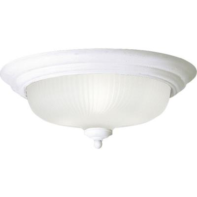 Progress Lighting P3548-30EBWB Melon - Three Light Flush Mount